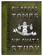 Pilfered Tomes: Diplomat's Study
