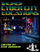 100 Cyber City Locations