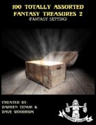 100 Totally Assorted Fantasy Treasures 2