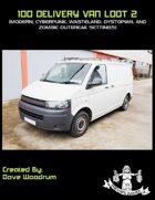 100 Delivery Van Loot 2