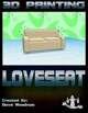 Loveseat (3D Printing)