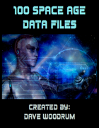 100 Space Age Data Files