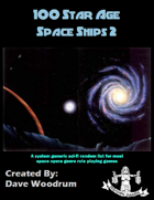 100 Star Age Space Ships 2