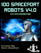 100 Spaceport Robots V4.0