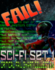 Fail!: Sci-Fi Set 1 (Critical Fail Chart Collection)