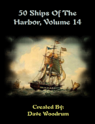 50 Ships Of The Harbor, Volume 14