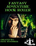Fantasy Adventure Hook Roller