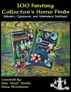 100 Fantasy Collector's Home Finds