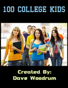 100 College Kids