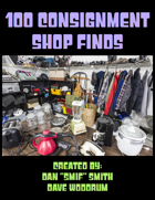 100 Consignment Shop Finds