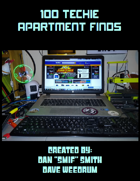 100 Techie Apartment Finds