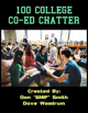 100 College Co-Ed Chatter