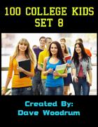 100 College Kids Set 8