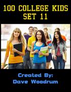100 College Kids Set 11