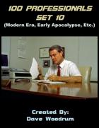 100 Professionals 10