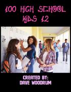 100 High School Kids 12