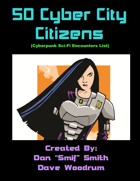 50 Cyber City Citizens