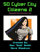 50 Cyber City Citizens 2