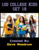 100 College Kids Set 18