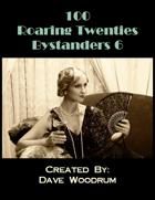 100 Roaring Twenties Bystanders 6