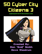 50 Cyber City Citizens 3