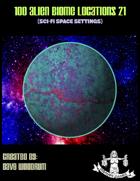 100 Alien Biome Locations 21