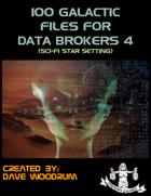 100 Galactic Files For Data Brokers 4