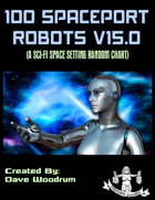 100 Spaceport Robots V15.0
