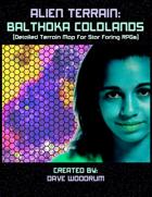Alien Terrain: Balthoka Coldlands