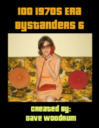 100 1970s Era Bystanders 6
