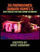 50 Abandoned Suburb Homes 5