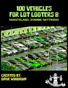 100 Vehicles For Lot Looters 8