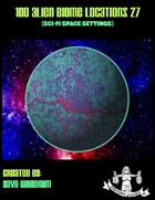 100 Alien Biome Locations 27