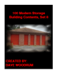 100 Modern Storage Building Contents, Set 8