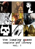 the lumpley games pdf library, vol 1
