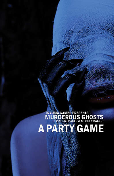 The cover of Murderous Ghosts