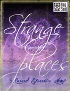 Strange Places - Cursed Efreeti's Lamp