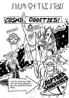 SotS: Cosmic Oddities 2018