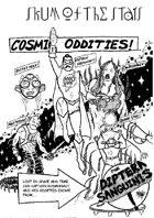 SotS: Cosmic Oddities 2018