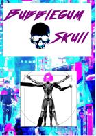 Bubblegum Skull