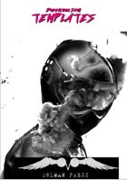 Bubblegum Skull: Templates