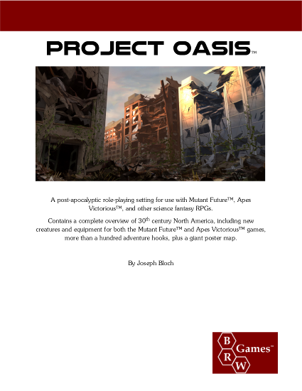 Project Oasis