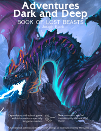 Book of Lost Beasts