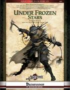 Under Frozen Stars (Portrait)