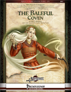 The Baleful Coven (Portrait)