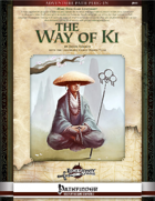The Way of Ki (Portrait)