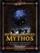Mythic Monsters #5: Mythos