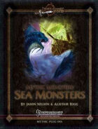 Mythic Monsters: Sea Monsters