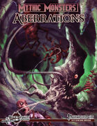 Mythic Monsters: Aberrations (variant cover)