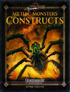 Mythic Monsters: Constructs